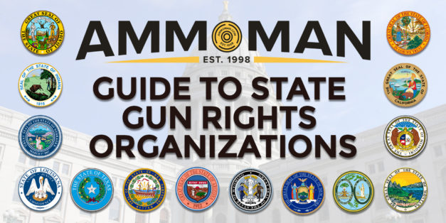 State Level Gun Rights Groups
