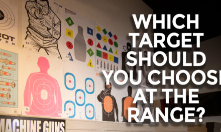 Which Target Should You Choose At An Indoor Range?