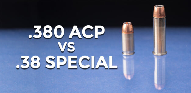 380 vs 38 Special – What's Better for Self-Defense?