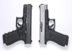Comparing Glock 48 and 19