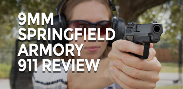 Springfield Armory 911 Review