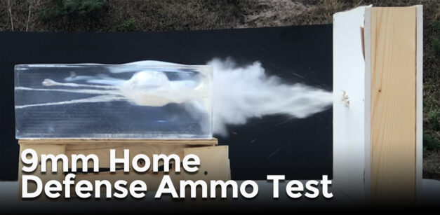 9mm Home Defense Ammo Test