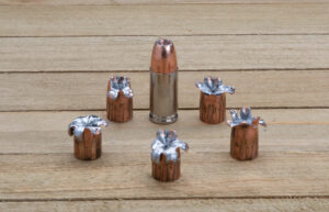 9mm Recovered Bullets