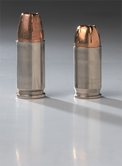 Ammunition choice is important in a compact .380 pistol