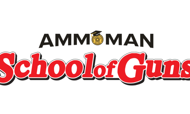 Welcome to the Ammoman School of Guns.