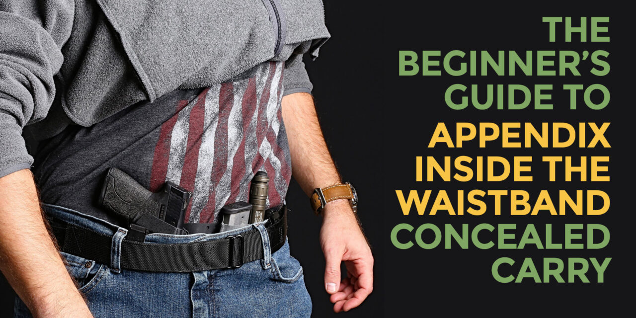 Appendix Carry: A Beginner's Guide