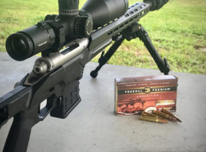 Ammunition for beginning precision rifle