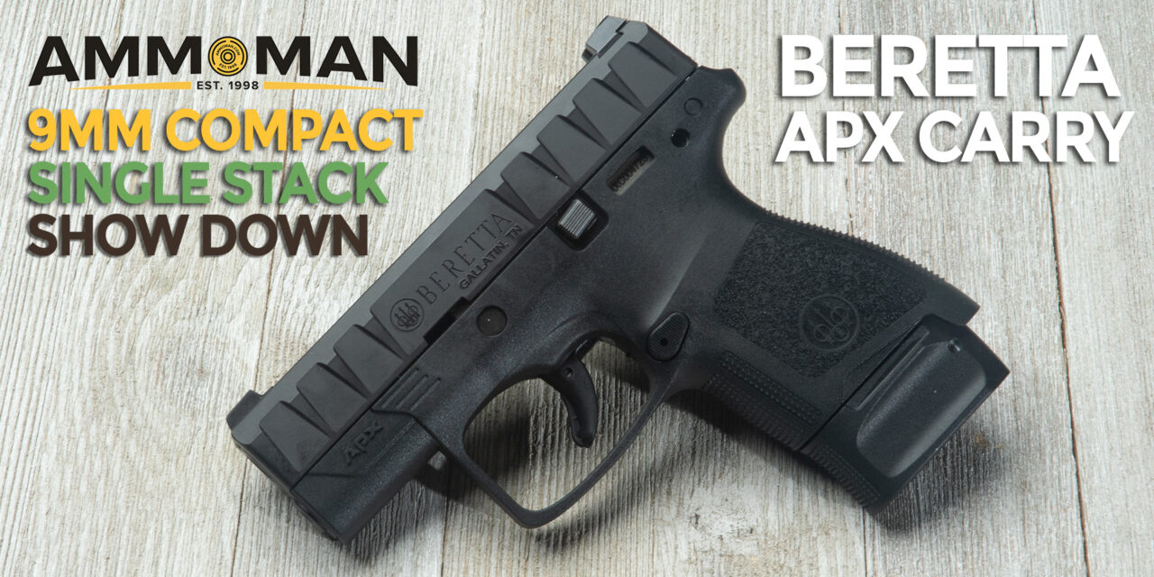 Beretta APX Carry Review