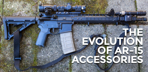 A History Of AR-15 Accessories