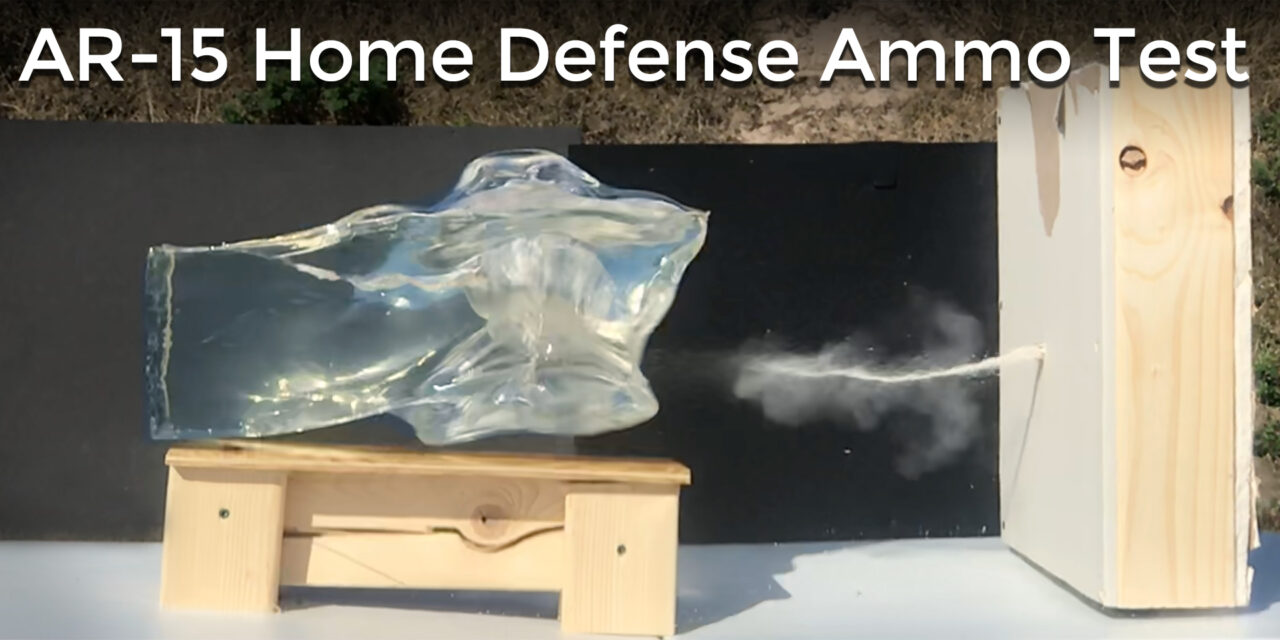 Best 5.56 Ammo For Home Defense