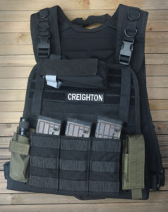 Civilian Body Armor that is legally owned by the author