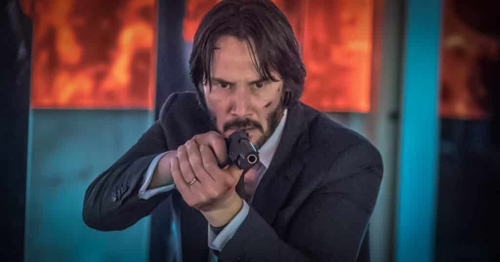 John Wick is NOT using Center Axis Relock