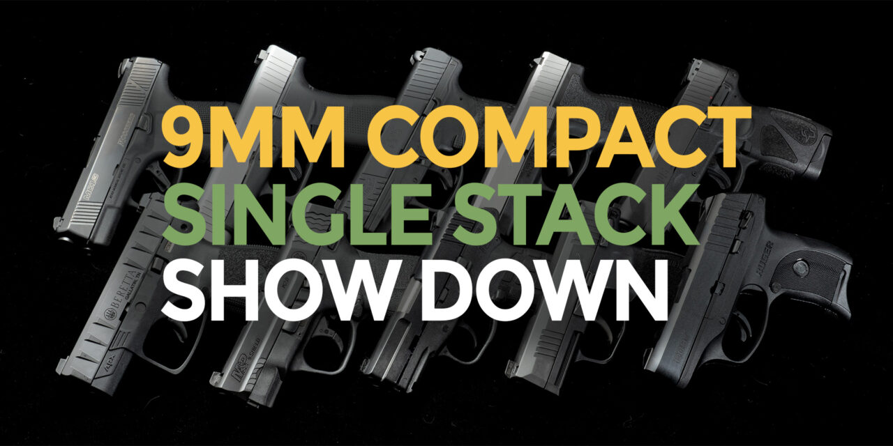 Compact 9mm Single Stack Showdown