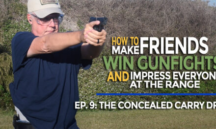 The Concealed Carry Draw
