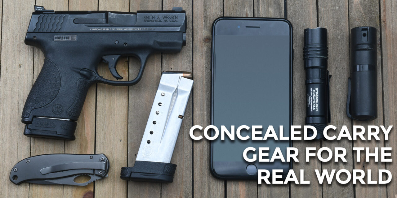 Choosing The Right Concealed Carry Gear