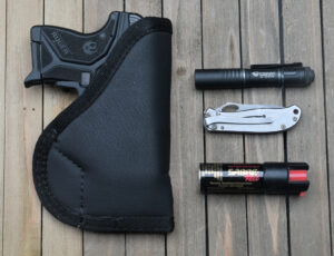 Covert gear for concealed carry