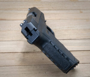 cpx2 sights and back strap