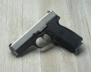 Compact 9mm pistol from Kahr