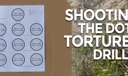 Dot Torture Drill