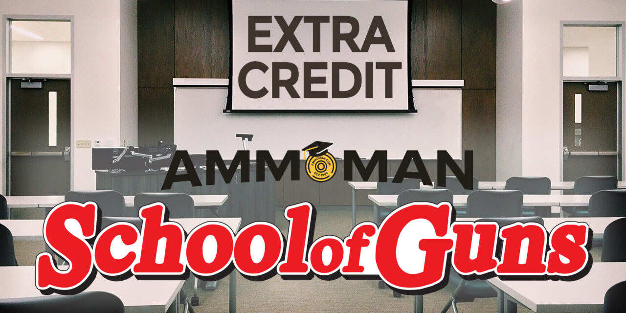 Ammoman Extra Credit: Are Guns Tools?