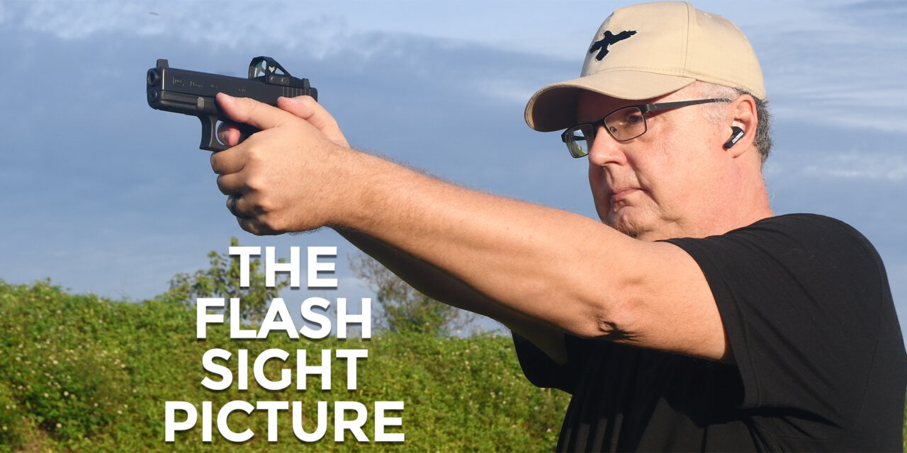 Finding A Flash Sight Picture