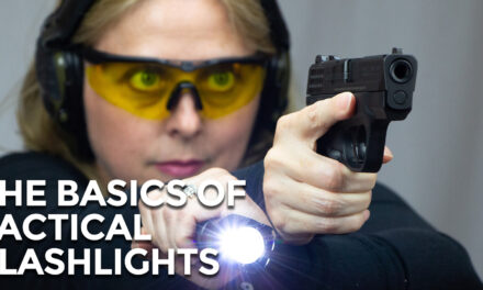 The Ins And Outs Of The Tactical Flashlight