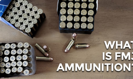 What Is Full Metal Jacket Ammunition?