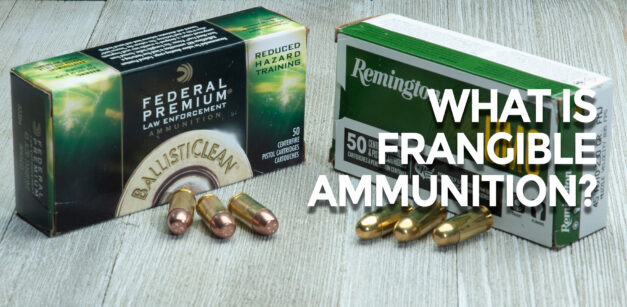 Why Use Frangible Ammo?