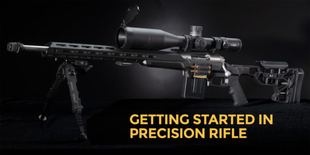 Getting Started in Precision Rifle
