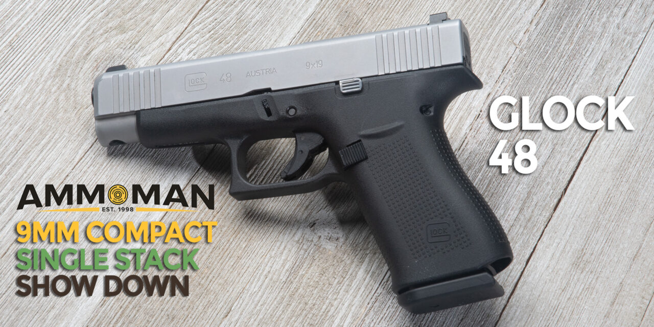 Glock 48 Compact Pistol Review