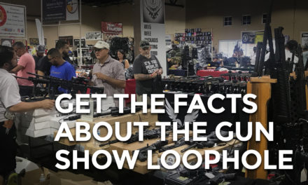 What Is The Gun Show Loophole?