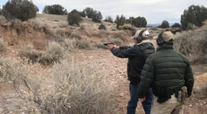 Real life training at Gunsite