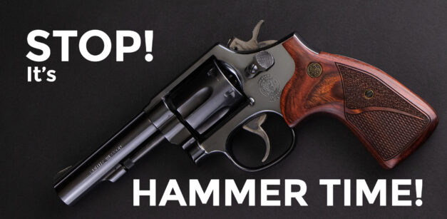What Is a Hammer Fired Action, and why is it useful?