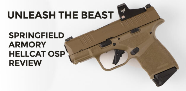 Springfield Armory Hellcat OSP Review