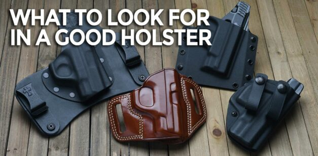 Choosing The Best Concealed Carry Holster Is A Process