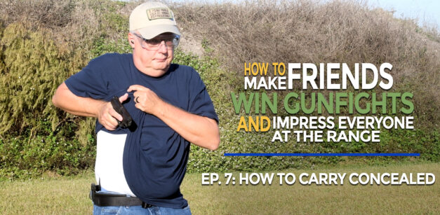 How To Carry Concealed