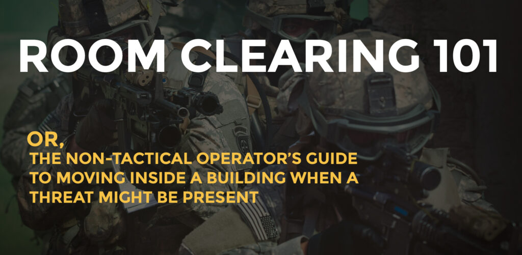How To Clear A Room