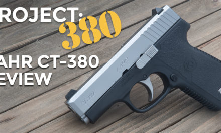 Project .380: The Kahr CT380