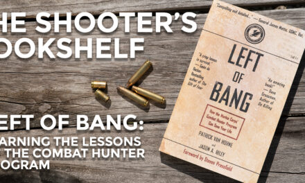 Book Review: Left Of Bang