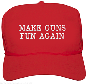 Make Guns Fun Again