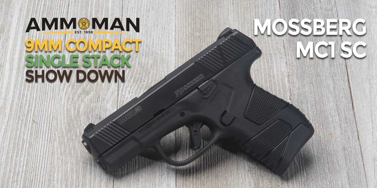 The Mossberg MC1sc: Making A Mark In The Pistol Market