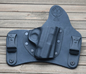 Some people think a hybrid holster is the best concealed carry holster