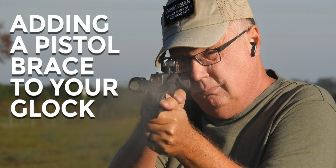 What Does a Glock Brace Do For Your Pistol?