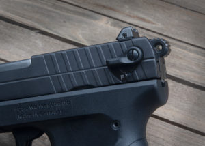 Walther PK380 safety