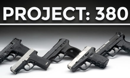 What Is The Best Compact .380 ACP Pistol?
