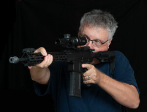shooting rifles left-handed