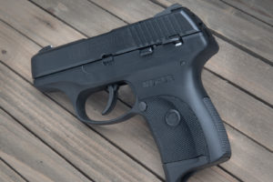 Pistol fired by the author as part of this Ruger LC380 review