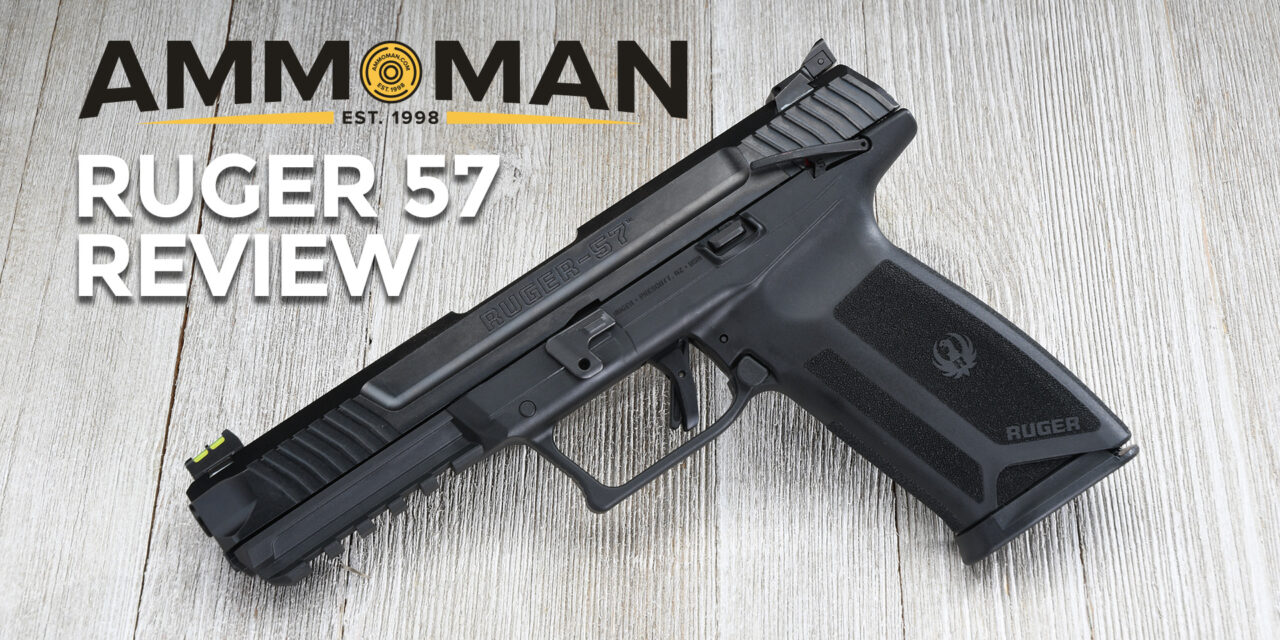 Ruger 57 Review