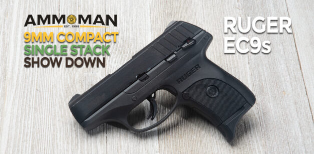 Ruger EC9s 9mm Compact Pistol Review