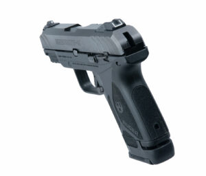 Ruger Security 9 Compact Sights